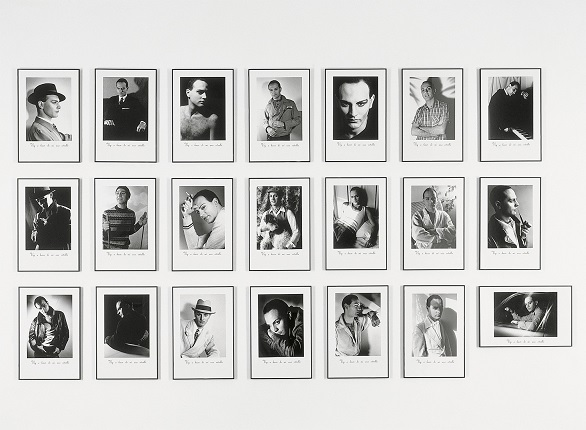 """I'm going to make a star of myself,"" 1975.