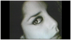 Rosa. From the serie Lost Portraits, 1982-2009. Super 8 mm.-remastered.